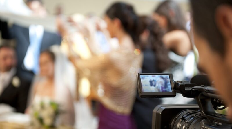 What a professional wedding videographer demands from a couple?