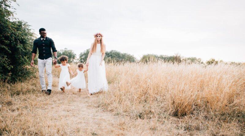 Kids friendly elopement wedding
